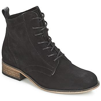kengät Naiset Bootsit André GODILLOT Black