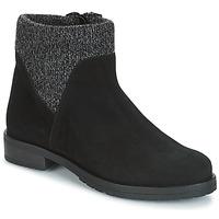 kengät Naiset Bootsit André TRIAL Black