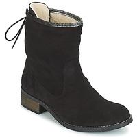 kengät Naiset Bootsit André TELEX Black
