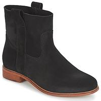 kengät Naiset Bootsit André TITAINE Black