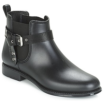 kengät Naiset Bootsit André THAMES Musta