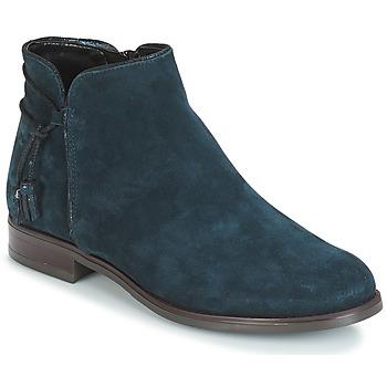 kengät Naiset Bootsit André BILLY Sininen