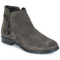 kengät Naiset Bootsit André BILLY Harmaa