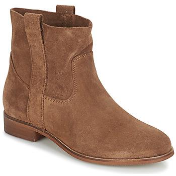kengät Naiset Bootsit André TITAINE Brown