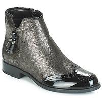kengät Naiset Bootsit André ALINA Bronze / Black