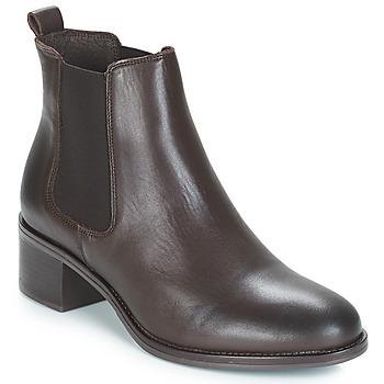 kengät Naiset Nilkkurit André CRUMBLE Brown