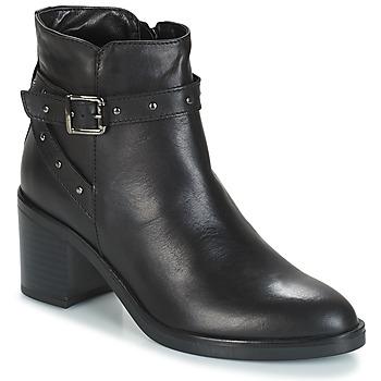 kengät Naiset Nilkkurit André FRENCHY Black