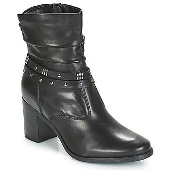 kengät Naiset Bootsit André TOCSIN Black