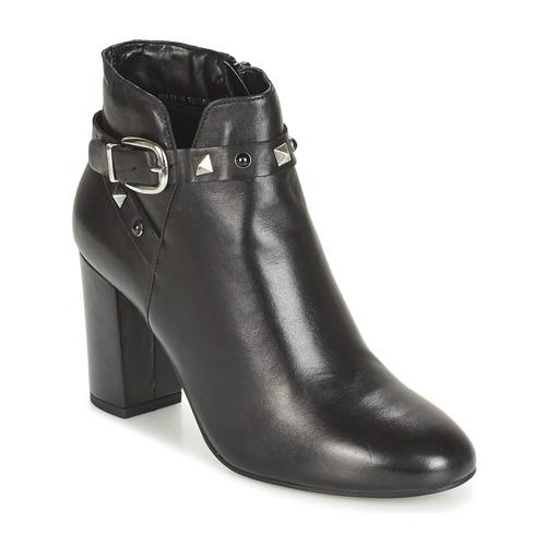 kengät Naiset Bootsit André FLY Black