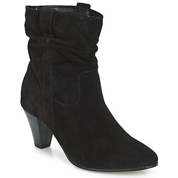 kengät Naiset Bootsit André FANFAN Musta