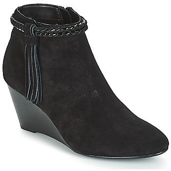 kengät Naiset Nilkkurit André FROYA Black