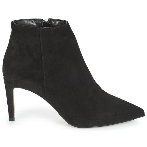 André FONDLY Black 8397757 Naisten kengät