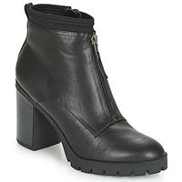 kengät Naiset Bootsit André TROUBADOUR Black