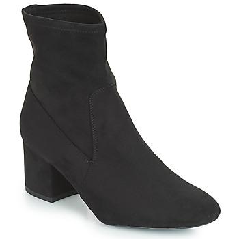 kengät Naiset Bootsit André FAROUCHE Black