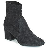 kengät Naiset Nilkkurit André FAROUCHE Musta