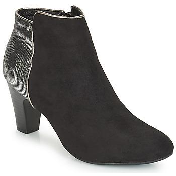 kengät Naiset Bootsit André FLORIE Black