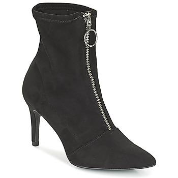 kengät Naiset Nilkkurit André FIRE Musta