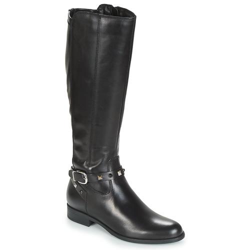 kengät Naiset Saappaat André TESS Black