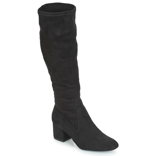 kengät Naiset Saappaat André FARFELUE Black