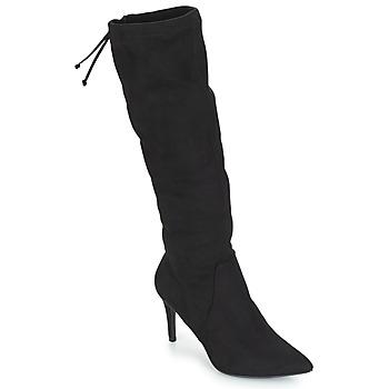 kengät Naiset Saappaat André FOLIES Musta