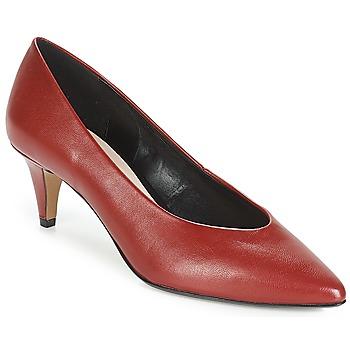 kengät Naiset Korkokengät André FREEDOM Red