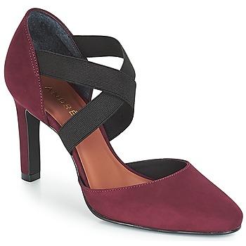 kengät Naiset Korkokengät André FIONA Bordeaux