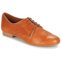 kengät Naiset Derby-kengät André COMPERE Ruskea