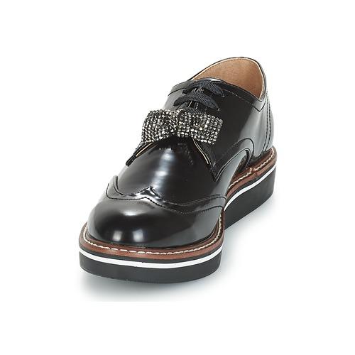 André Taxiway Black - Ilmainen Toimitus- Kengät Derby-kengät Naiset 60