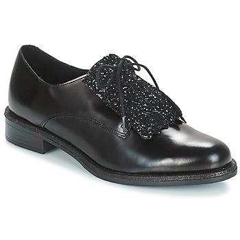 kengät Naiset Derby-kengät André FATOU Black