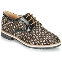 kengät Naiset Derby-kengät André DERIVEUR Brown