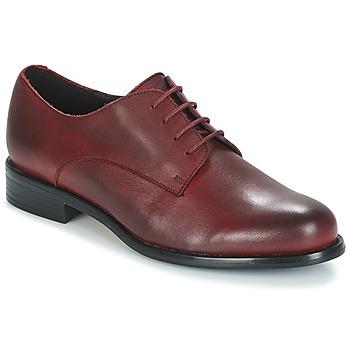 kengät Naiset Derby-kengät André LOUKOUM Red
