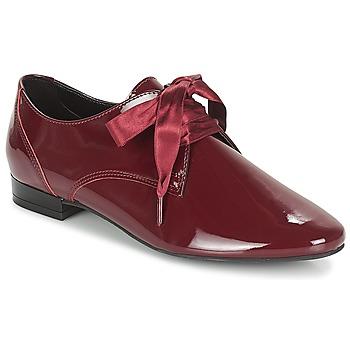 kengät Naiset Derby-kengät André GOURMANDISE Bordeaux