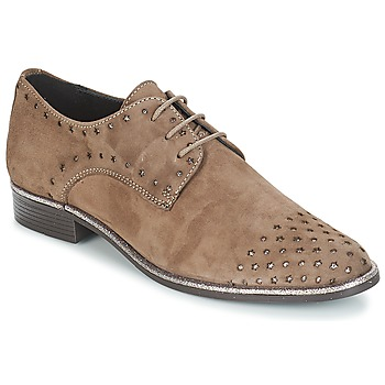kengät Naiset Derby-kengät André TWIN Beige