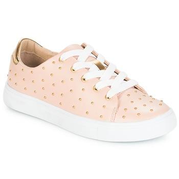 kengät Naiset Matalavartiset tennarit André ARDY Pink