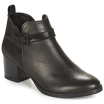 kengät Naiset Nilkkurit André PATTY 3 Black