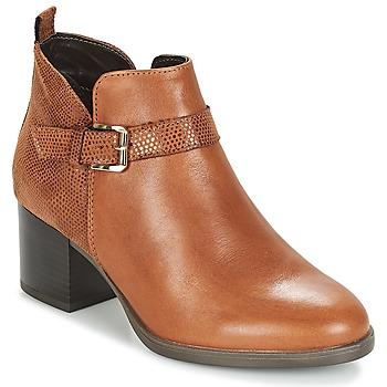 kengät Naiset Nilkkurit André PATTY 3 Brown