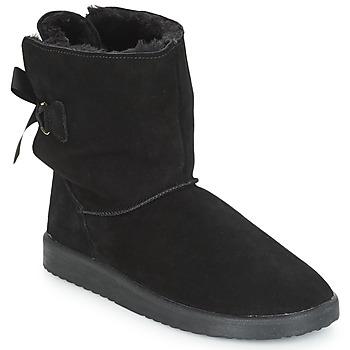 kengät Naiset Bootsit André TOUDOU Black