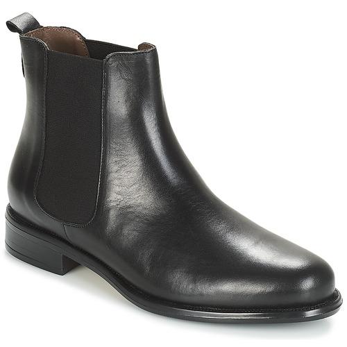 kengät Naiset Bootsit André CARAMEL Musta