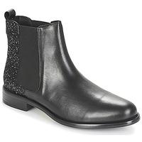 kengät Naiset Bootsit André BEBOP Black