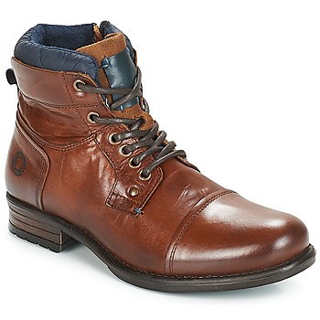kengät Miehet Bootsit André SACLAY Brown