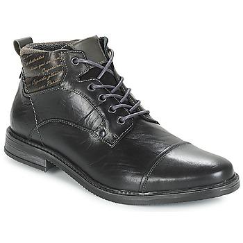 kengät Miehet Bootsit André VERON Black
