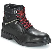 kengät Miehet Bootsit André MORRO Black