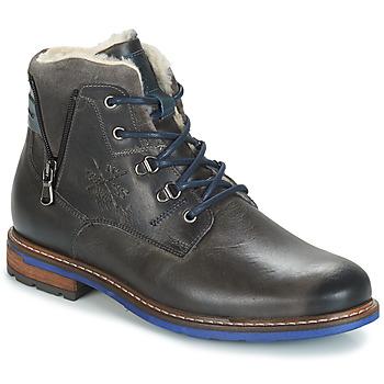 kengät Miehet Bootsit André GUINEE Black