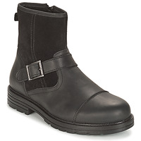 kengät Miehet Bootsit André CAVALIER Musta