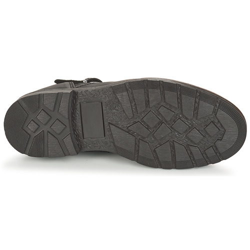 Naisten kengät André CAVALIER Black  kengät Bootsit Miehet 8080