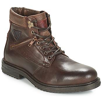 kengät Miehet Bootsit André MORRO Brown
