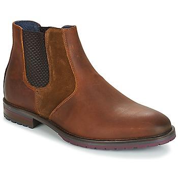 kengät Miehet Bootsit André CLAUDIO Brown