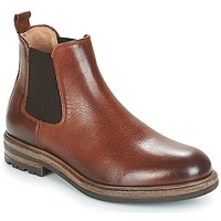 kengät Miehet Bootsit André SOPRANO Brown