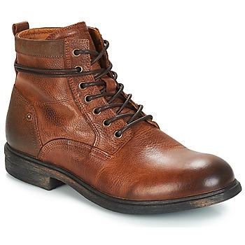 kengät Miehet Bootsit André TREVOR Brown