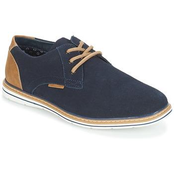 kengät Miehet Derby-kengät André MARIO Laivastonsininen